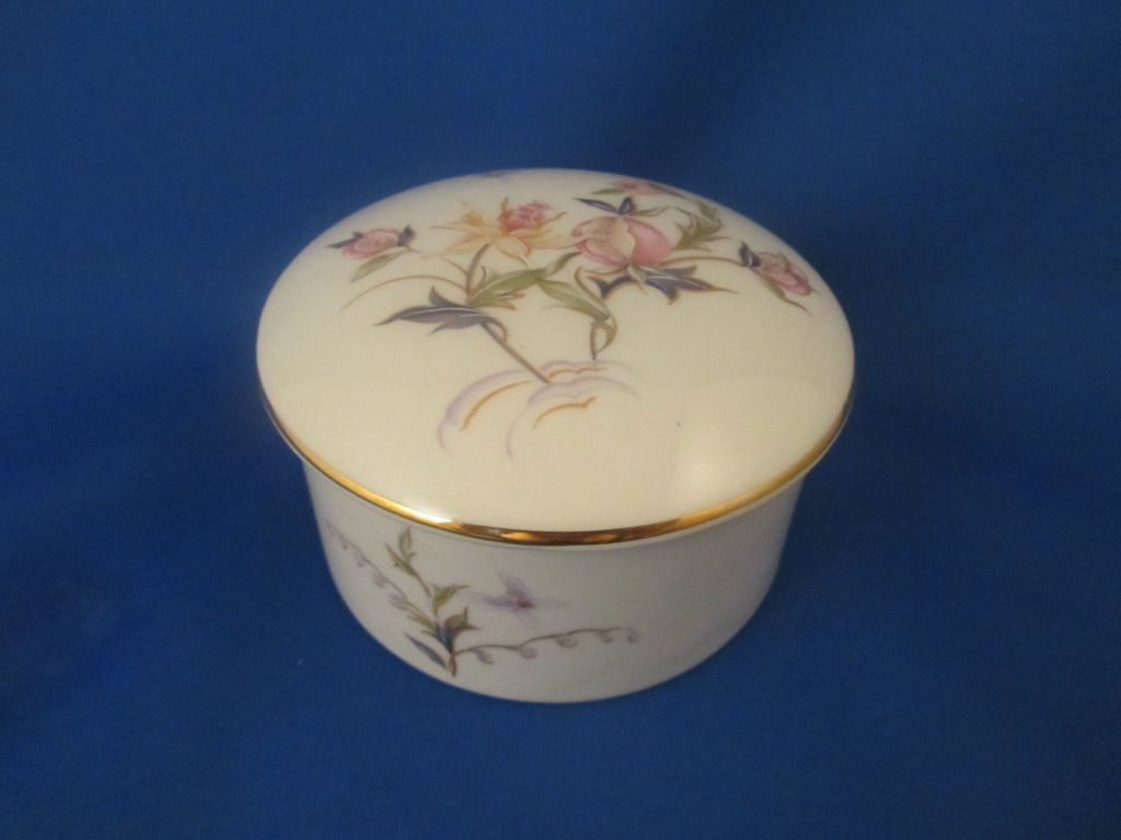 Royal Winton Trinket Box