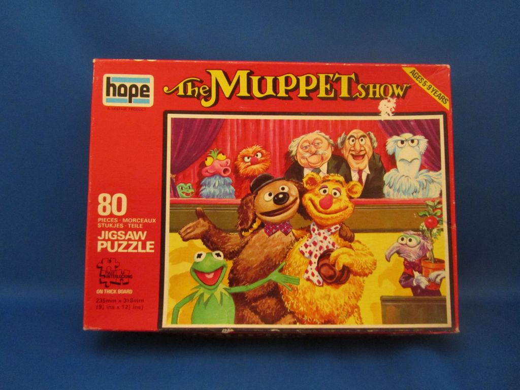 The Muppet Show Puzzle