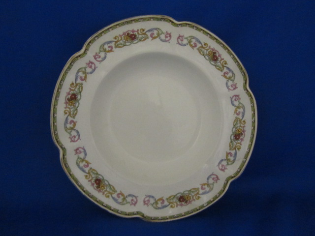 Pareek  Johnson Brothers  lombardy Plate