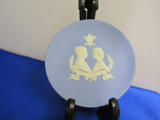 Wedgwood Royal Wedding Plate