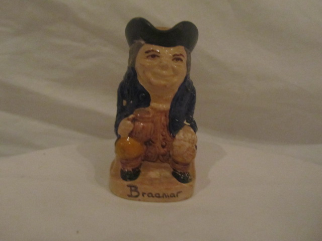 Small Toby Jug From Braemar