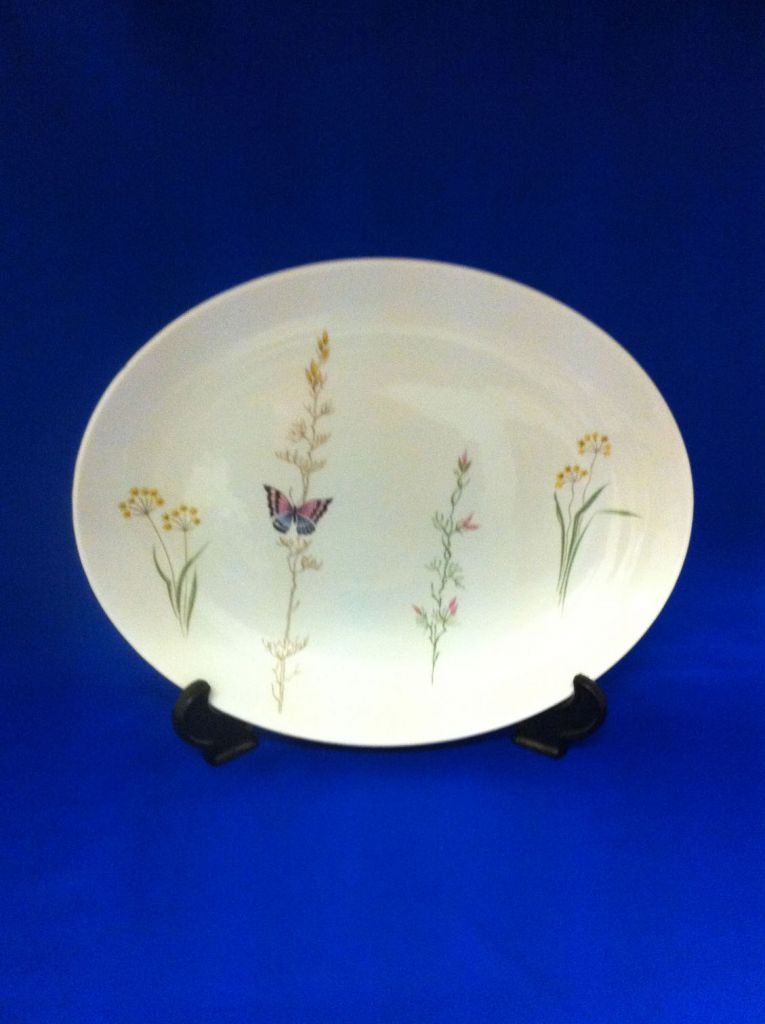 Vintage Myott Sons & co 'Madame Butterfly' Platter