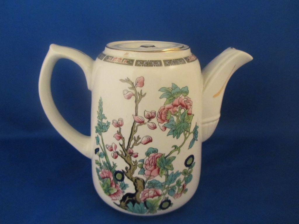Bridgwood Sampsonite Teapot