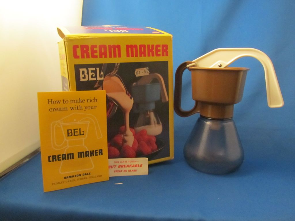Bel Cream Maker