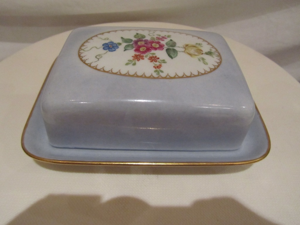 Rare Butter Dish